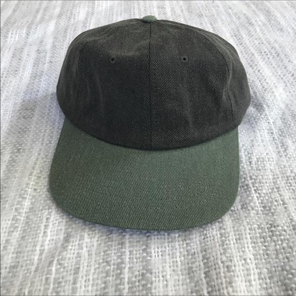 HEADSHOTS by KC caps grey and green baseball hat ef653490706